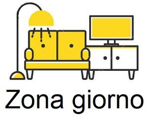 Icona zona giorno